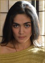 Актриса Наргис Абдулаева - рост и вес