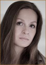 Актриса Яна Бушина - рост и вес