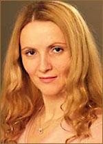 Актриса Юлия Бружайте - рост и вес